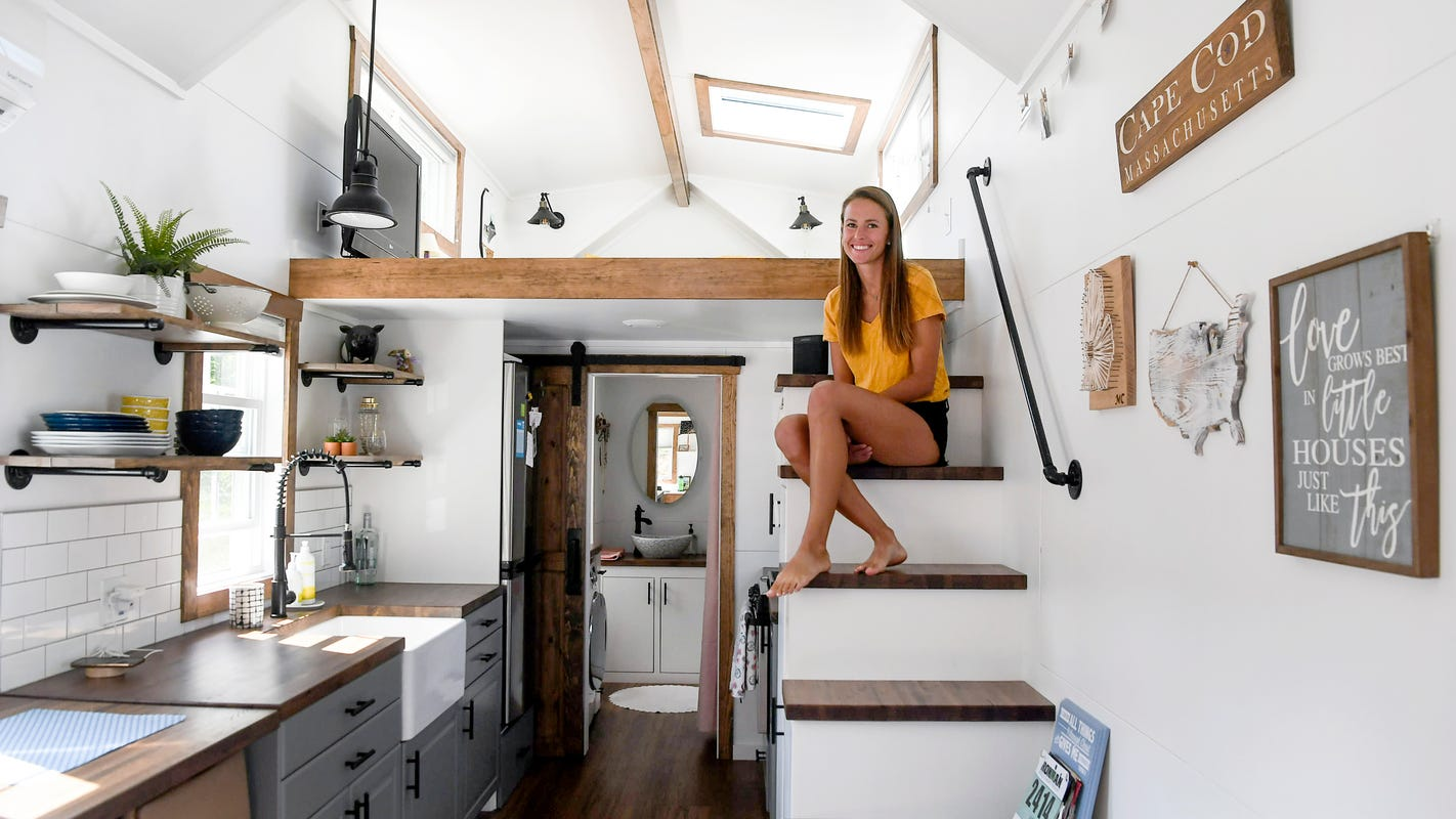 Tiny Home Boom In Henderson County But In Buncombe Not So