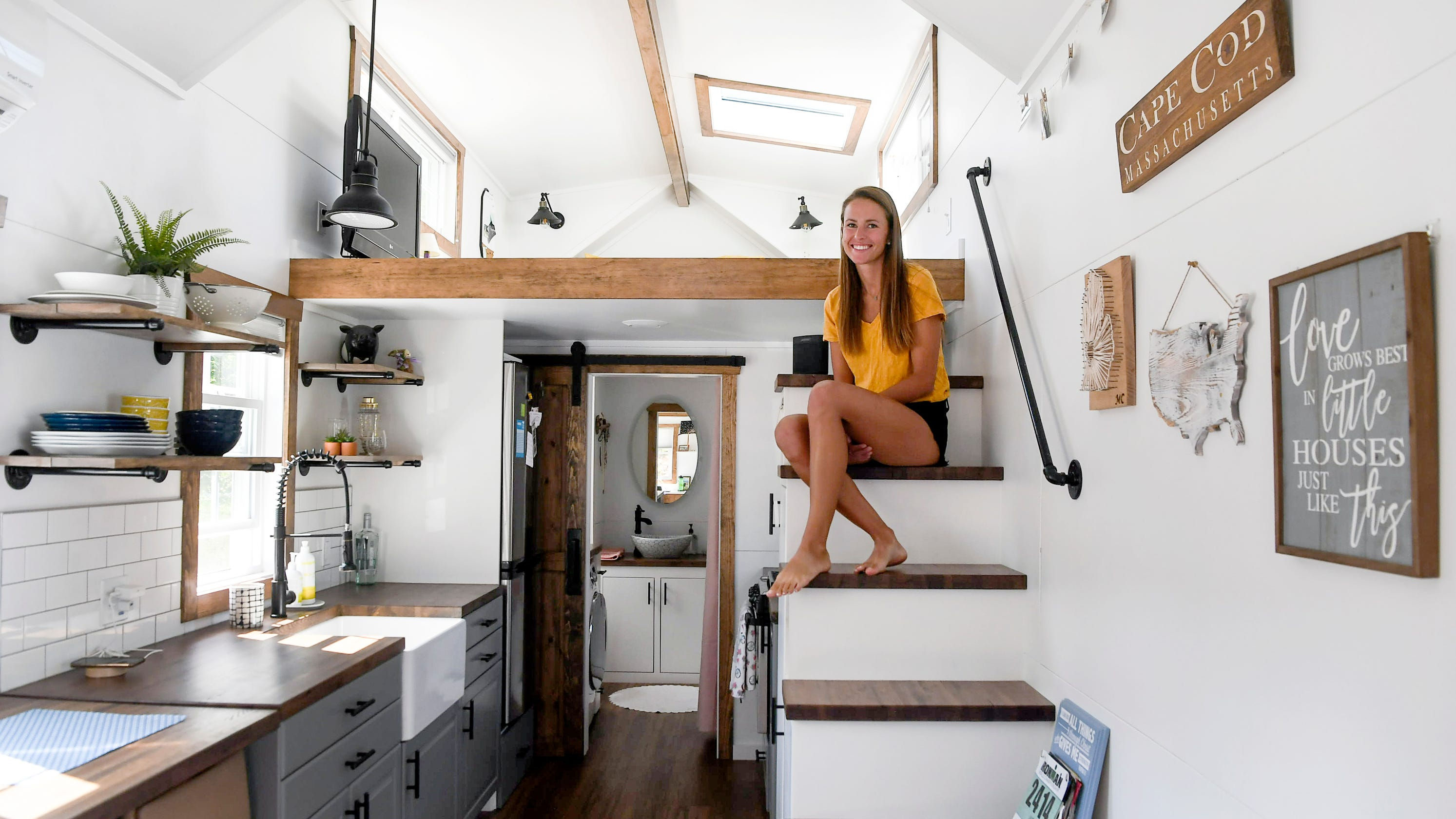 Tiny Home Boom In Henderson County But In Buncombe Not So Much
