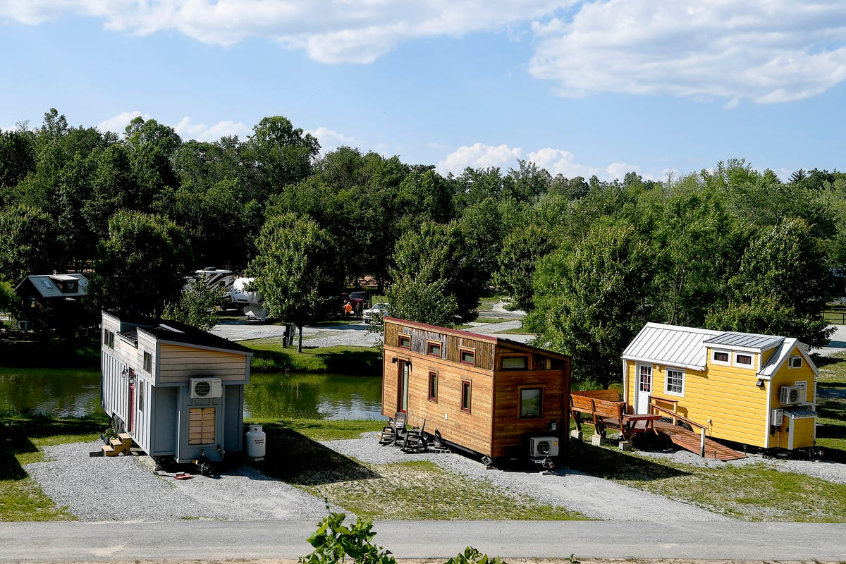 Tiny home boom in Henderson County, but in Buncombe? Not so