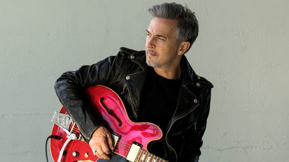Colin James joins Coco Montoya for a March 7 benefit at the Admiral.