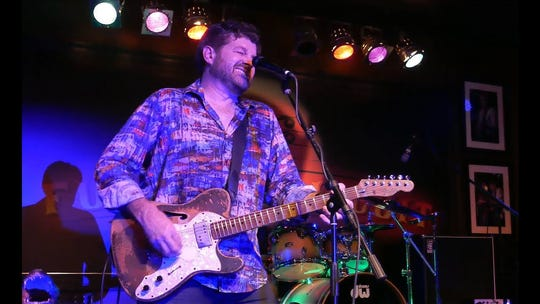 Bluesman Tab Benoit plays the Admiral Sept. 19.
