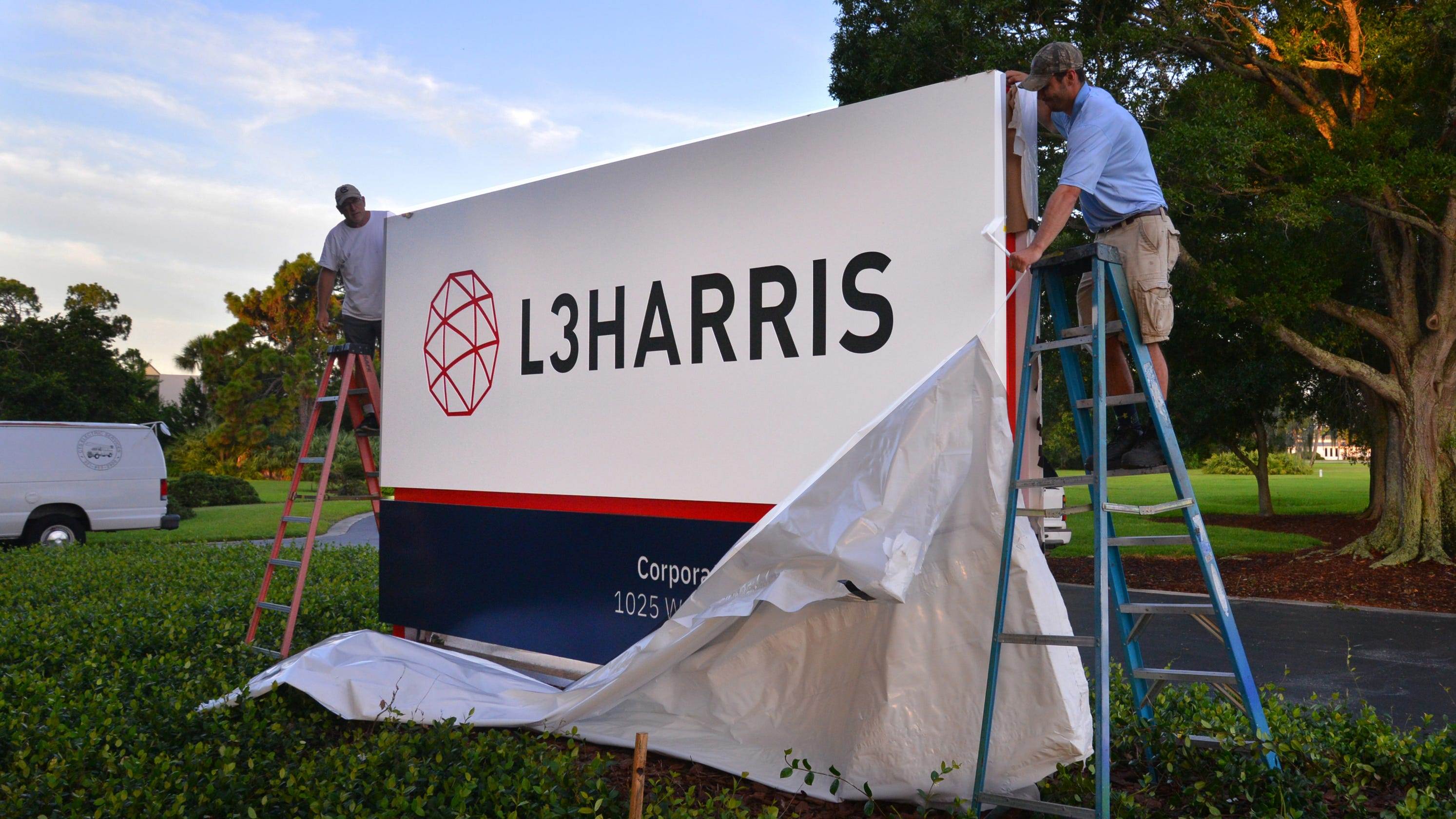 L3Harris stock trading under