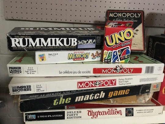 As board games stack up, will yours be among the titles being interpreted at the 2019 Crawford County Fair flower show? You might want to peek in at the air-conditioned building to see.