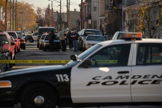 A November 2011 police shooting in Camden led to a $580,000 settlement earlier this year.