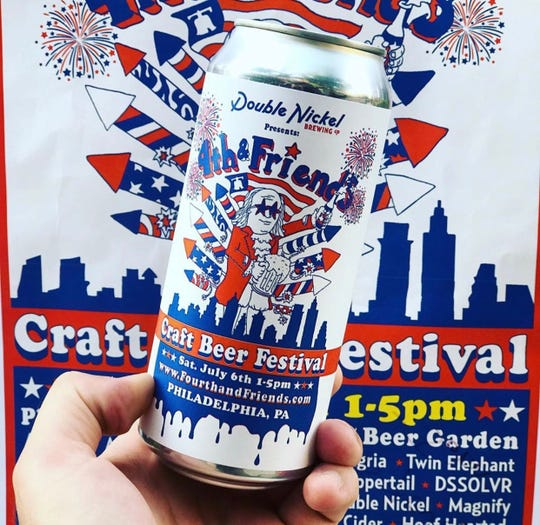 Fourth & Friends Craft Beer Festival will bring together two dozen of the nation's breweries united to fight hunger.