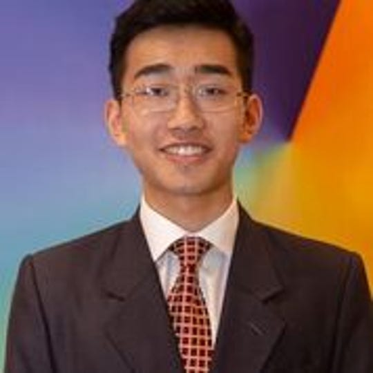 John J. Yang, Princeton High School, participated in the USA Biology Olympiad finals.