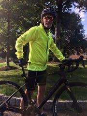 William Hoffman, a Bridgewater resident and parishioner of St. John's Episcopal Church in Somerville, will be one of the dozen riders biking through Malawi.