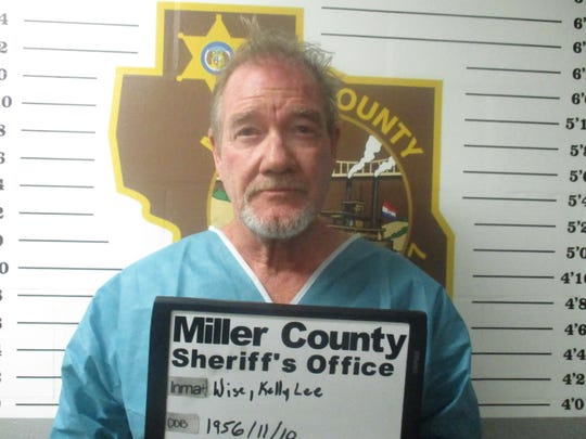 Kelly Wise, photo provided by the Miller County Sheriff's Office