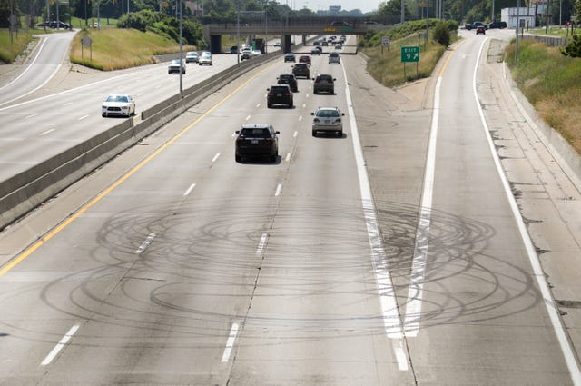 Lodge Freeway reckless driving: Arrest made, car impounded
