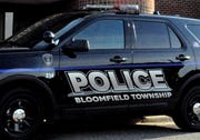 Three people died in a car crash in Bloomfield Township on Monday, the second fatal crash in the township in two days.