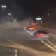 Police arrest driver seen doing doughnuts on the Lodge Freeway in Detroit