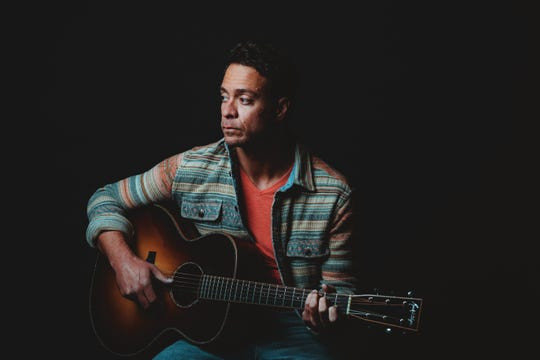 Songwriter Amos Lee will perform on Saturday, July 13, at 8 p.m. at the Door Community Auditorium.
