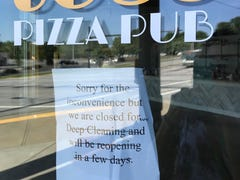 Greenville's Toss Pizza Pub has new ownership, closed for now