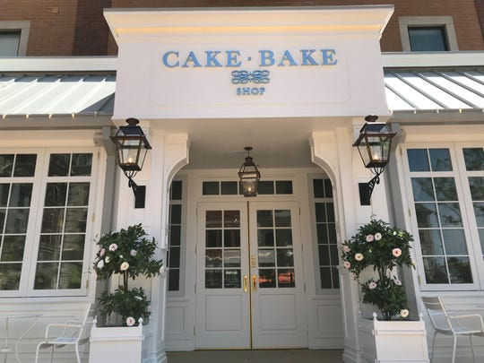 Cake Bake Shop opened July 1, 2019, at Carmel City Center, 800 S. Rangeline Road.