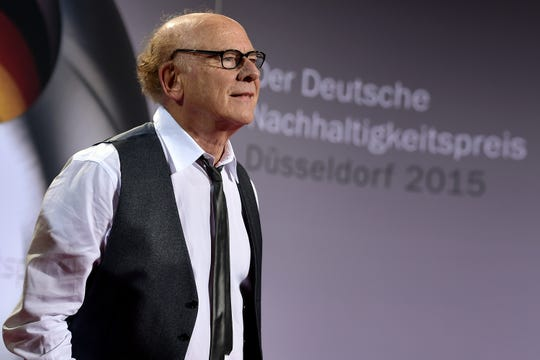 Art Garfunkel attends the German Sustainability Award 2015 at Maritim Hotel on November 27, 2015 in Duesseldorf, Germany. He'll be performing at the Brown County Music Center.