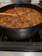 Yankee bean soup is the kind of dish Iowa's early settlers would have enjoyed eating.