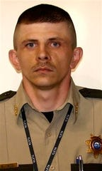 Grundy County Deputy Shane Tate, killed June 5, 2008, while trying to serve an arrest warrant on Kermit Eugene Bryson.