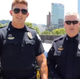 Hot cop's hands free warning turns heads in Knoxville
