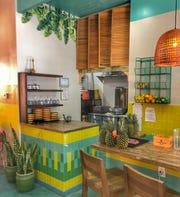 Inside Tula Tacos + Amigos