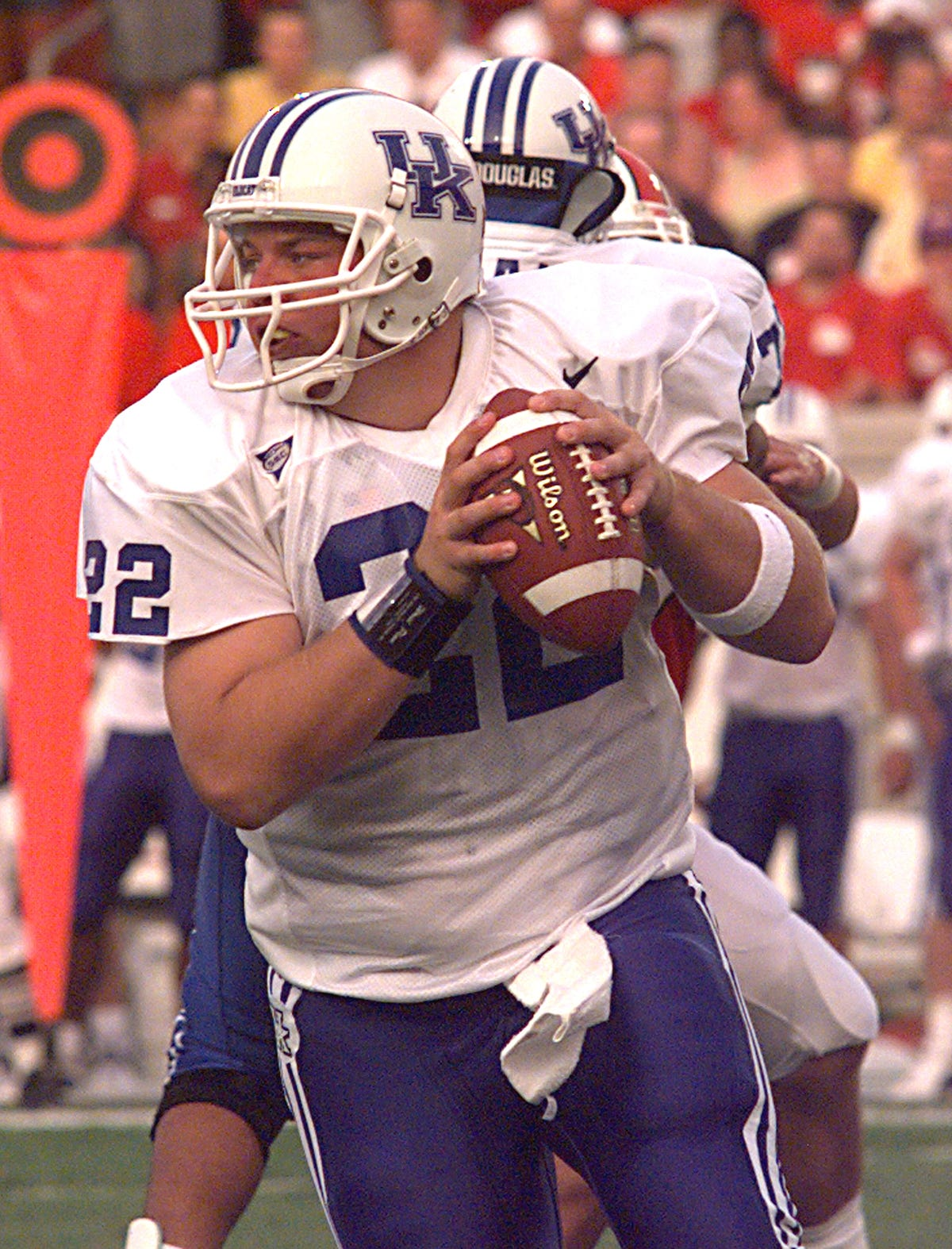 Jared Lorenzen: Former Kentucky football quarterback dies