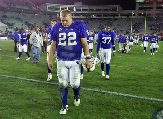 Jared Lorenzen: Former Louisville football players pay for ...