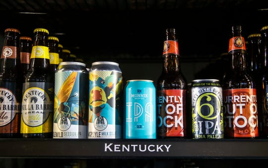 The International Tap House on East Main Street will feature 245 different types of beer as well as  45 ales rotating on tap. There'll be a choice of ales from Kentucky, the U.S. and International ones as well. July 01, 2019.