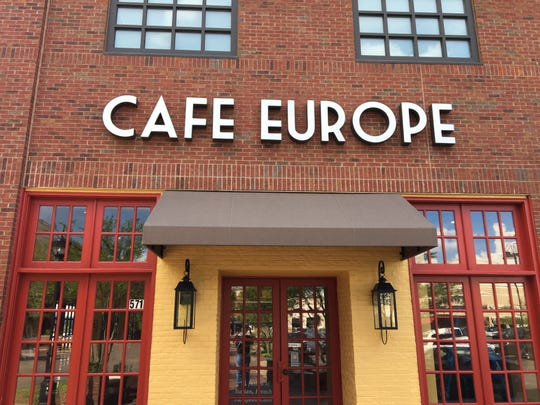 Cafe Europe is the latest restaurant by chef Michele D'Oto. It is set to open July 17, 2019.