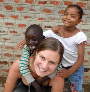 Krystina Finn of Pewaukee was the founder of the Kipsongo Project, which strives to empower women and children in the Kipsongo community in western Kenya. A 5K run/walk raises money to continue her work. She died of brain cancer in 2014.