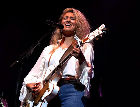 Tori Kelly performs Sunday at Summerfest's BMO Harris Pavilion.