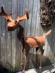 Rusty deer.