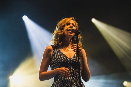 Lake Street Dive performs at Uline Warehouse on June 30, 2019.