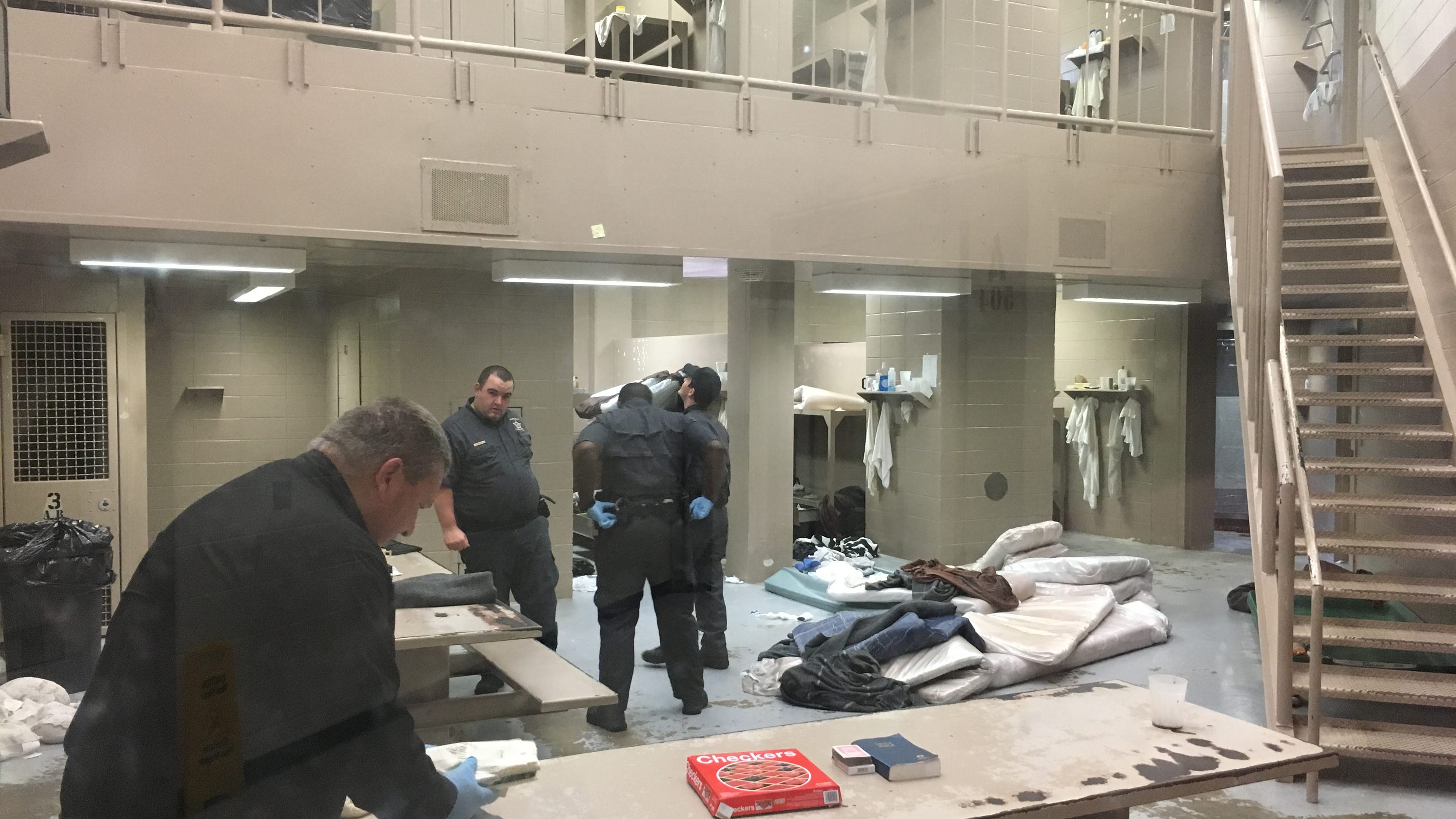 Predawn shakedown at Autauga Metro Jail nets unusual contraband