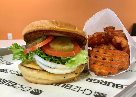 Chef Kelly Fletcher has opened a new burger restaurant in the West Valley. Called Chzburgr, the new casual spot serves burgers, salads, fries and shakes.
