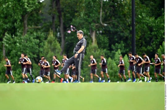 El 'Tri' del 'Tata' Martino buscará este martes su boleto a la final de Copa Oro.