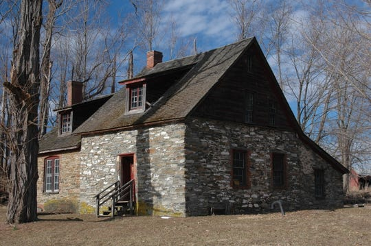 The Verplanck tenant farmhouse was built in four separate sections, starting in the 1700s on the southern portion of what today is the Stony Kill Environmental Center. The southeast brick portion of the structure is its original section.