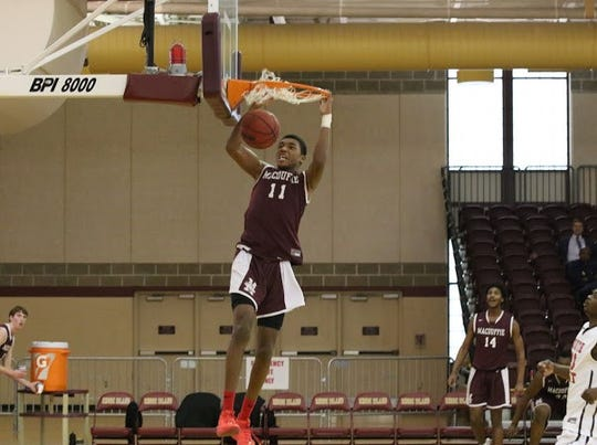 Jalen Gorham attended The MacDuffie School in Massachusetts last season. He will decide whether or not to take a postgraduate season in July.
