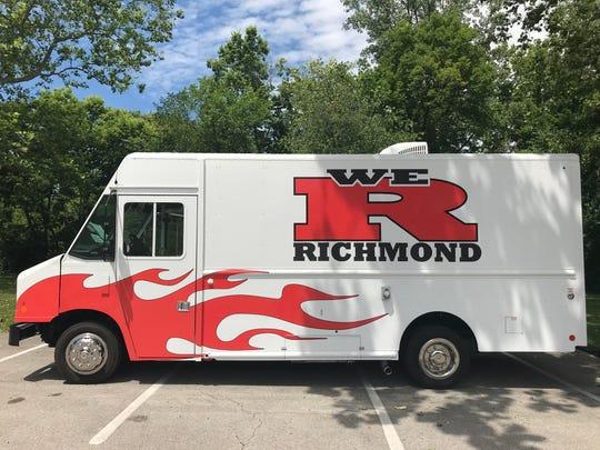 The RCS Food Truck