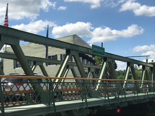 The Route 259 lift bridge over the Erie Canal will close for repairs on July 9.