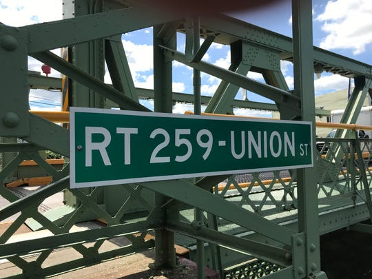 The Route 259 lift bridge in Spencerport was closed for 16 months.