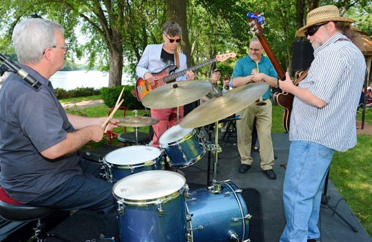 Monday Night Jazz will be performing at 3 p.m. July 7 at Munsinger Clemens Gardens.