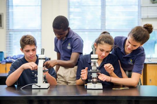 Trinity Catholic School is seeking to begin an IB MYP program to prepare  sixth through eighth grade students for advancedachievement.