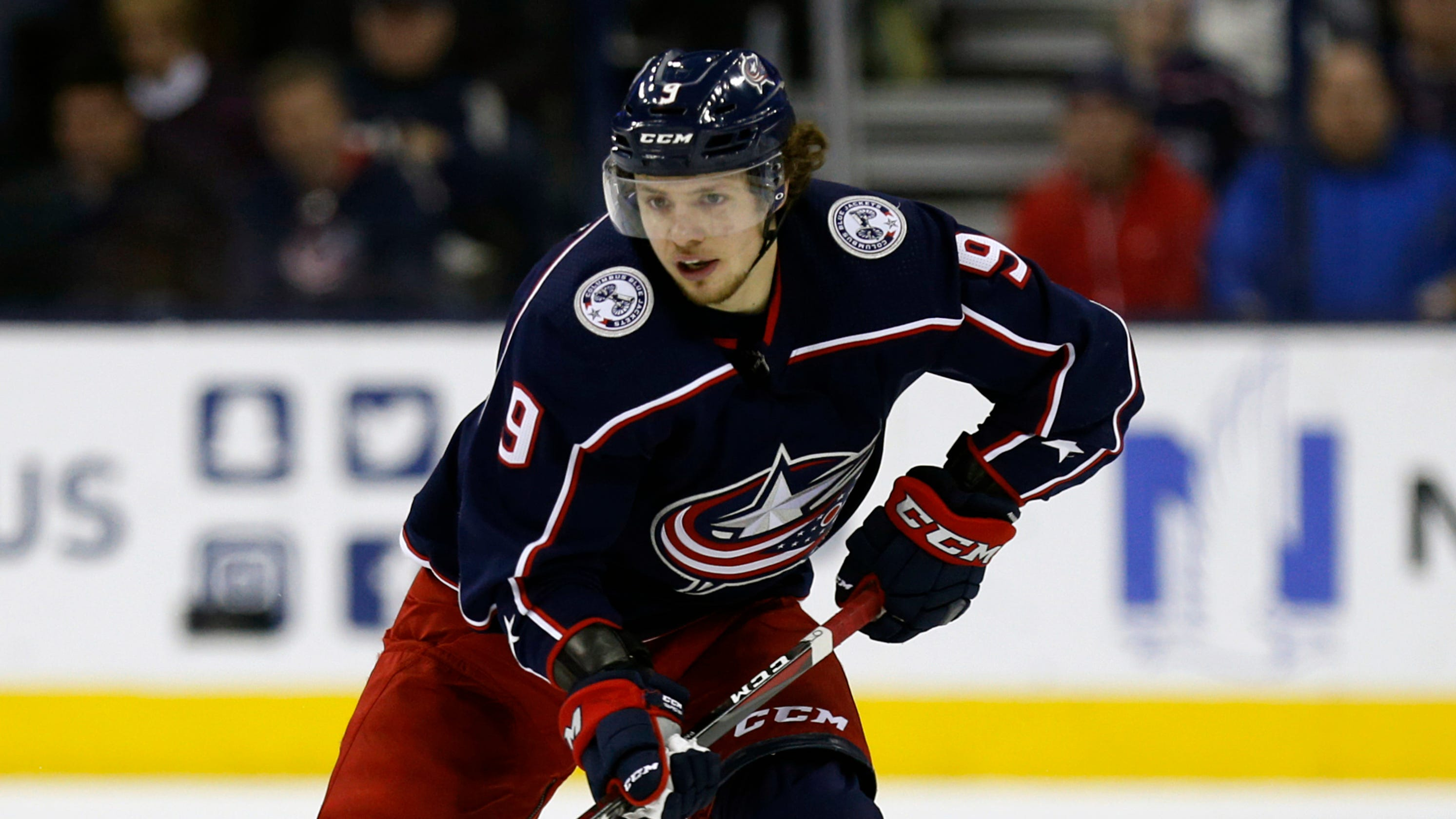 panarin artemi rangers agency promise opinion gives power
