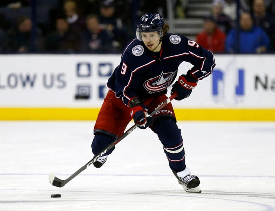 Artemi Panarin could help turn the Rangers into a playoff team next season.