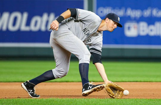 LeMahieu won three Gold Gloves in Colorado.