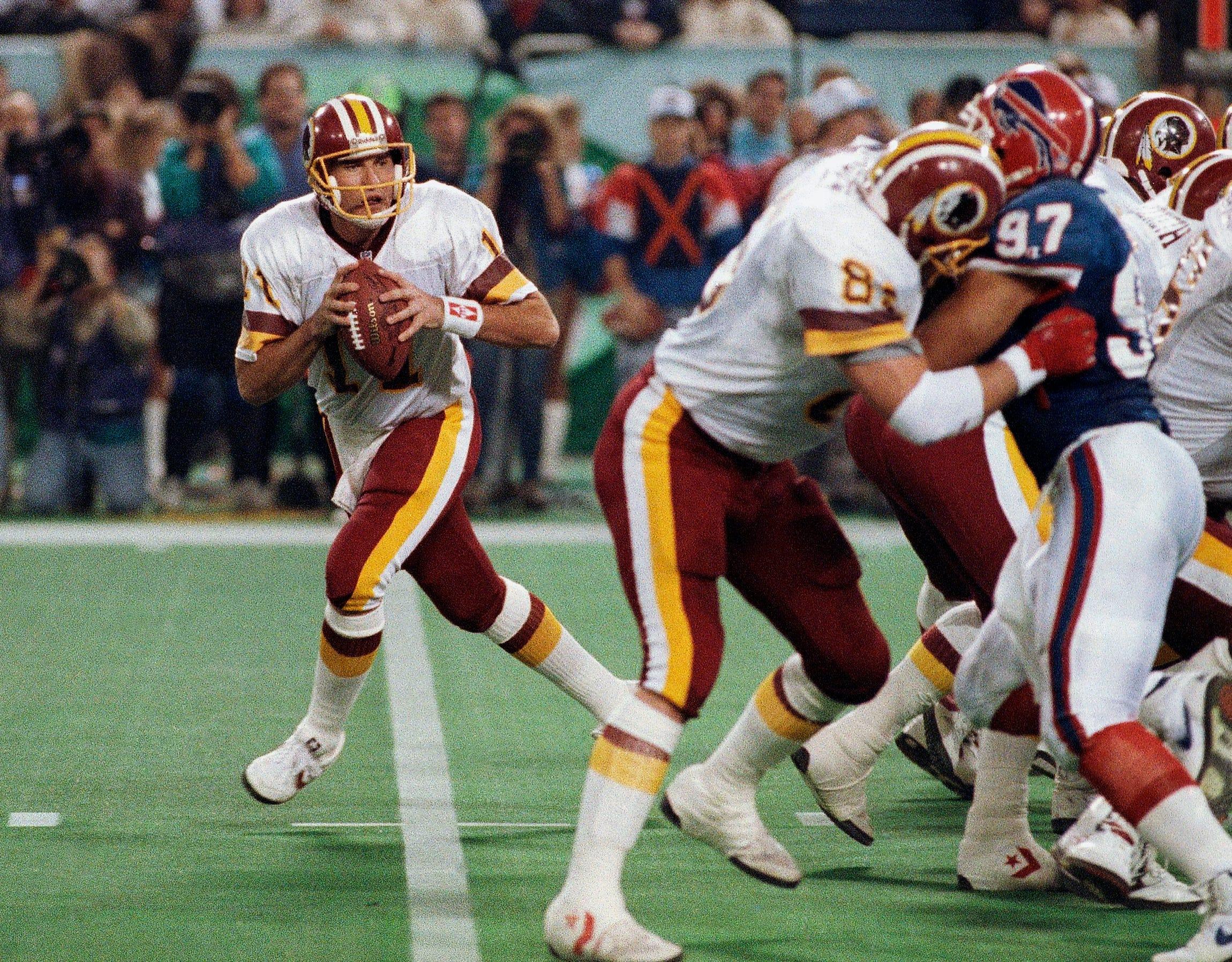 Former Super Bowl MVP Mark Rypien arrested on suspicion of domestic violence