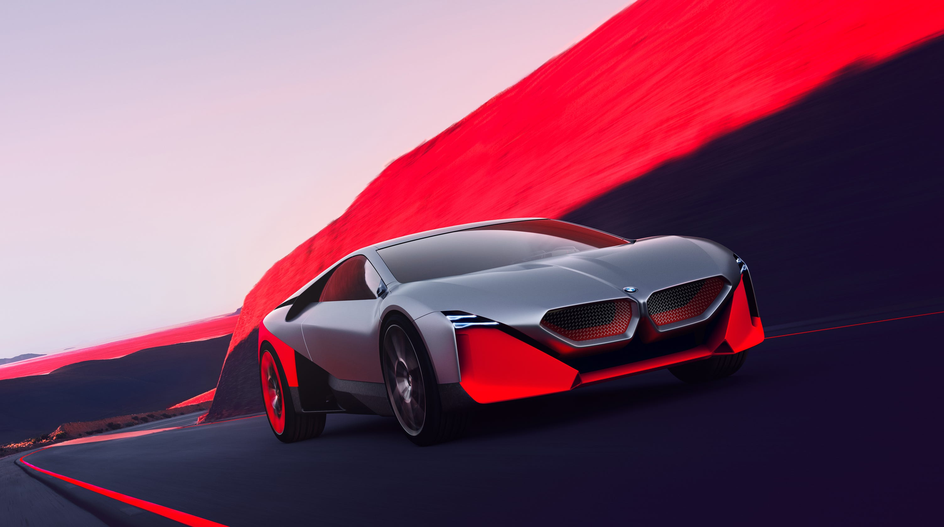 Bmw Concept Car Has Engine Sound Created By Hollywood S Hans Zimmer