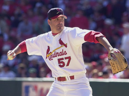 Darryl Kile (1968-2002) – died from heart attack