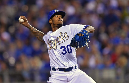 Yordano Ventura (1991-2017) – died in car crash