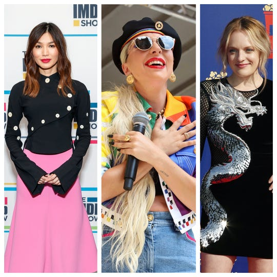 Gemma Chan, Lady Gaga and Elisabeth Moss are becoming members of the Academy of Motion Picture Arts and Sciences.