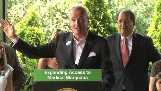 Gov. Phil Murphy to sign 'Jake's Law' expanding medical marijuana program